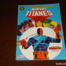 Comics: LOS NUEVOS TITANES 44. Lote 167694544
