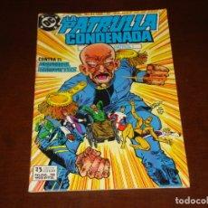 Cómics: LA PATRULLA CONDENADA 16. Lote 167695812