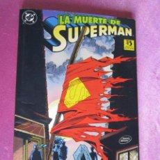 Comics: LA MUERTE DE SUPERMAN EL FIN DE UNA LEYENDA TOMO ZINCO. Lote 167858092