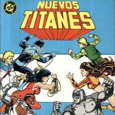 Comics : NUEVOS TITANES VOL. 1 Nº 39 - ZINCO - MUY BUEN ESTADO. Lote 167902320