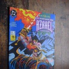 Cómics: LA ESPADA DE AZRAEL, LIBRO DOS, ZINCO, SIN DATAR. Lote 168163780