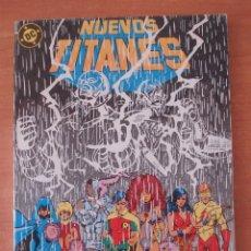 Cómics: NUEVOS TITANES. TOMO RECOPILATORIO. Nº 33, 34, 34, 36, 37. EDICIONES ZINCO. . Lote 168334220