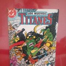 Cómics: NUEVOS TITANES 8 SEGUNDA EDICIÓN #. Lote 267548529