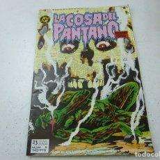 Comics : LA COSA DEL PANTANO - NUMERO 2 - EDICIONES ZINCO -N. Lote 168492140