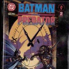 Comics : BATMAN CONTRA PREDATOR, COMPLETA 3 NºS. Lote 168497788