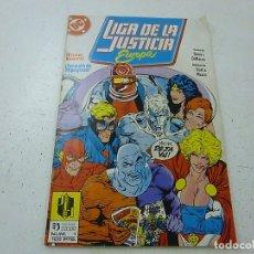Comics: LIGA DE LA JUSTICIA INTERNACIONAL -NUMERO 11 -EDICIONES ZINCO -N.. Lote 168497796