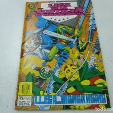 Comics: LIGA DE LA JUSTICIA EUROPA -NUMERO 9 -EDICIONES ZINCO -N.. Lote 168497836