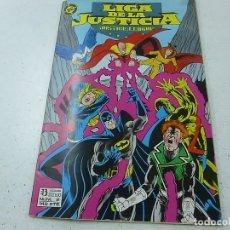 Comics: LIGA DE LA JUSTICIA -NUMERO 2 -EDICIONES ZINCO -N.. Lote 168497920