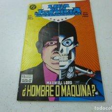 Comics: LIGA DE LA JUSTICIA INTERNACIONAL -NUMERO 10 -EDICIONES ZINCO -N.. Lote 168498072
