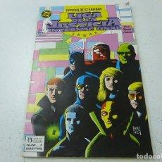 Comics: LIGA DE LA JUSTICIA INTERNACIONAL -NUMERO 7 -EDICIONES ZINCO -N.. Lote 168498120