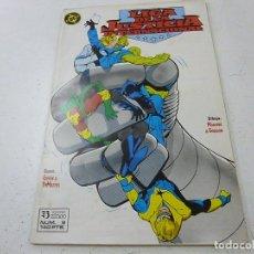 Comics: LIGA DE LA JUSTICIA INTERNACIONAL -NUMERO 9 -EDICIONES ZINCO -N.. Lote 168498140