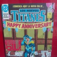 Cómics: LOS NUEVOS TITANES 28 SEGUNDO VOLUMEN #. Lote 184103572