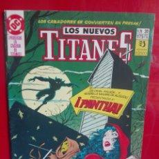 Cómics: LOS NUEVOS TITANES 31 SEGUNDO VOLUMEN #. Lote 252766005