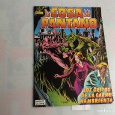 Cómics: LA COSA DEL PANTANO Nº 5 - 1ª SERIE -ED. EDICIONES ZINCO AÑOS 80. Lote 168595960