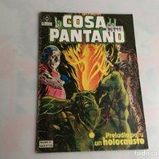 Cómics: LA COSA DEL PANTANO Nº 9 - 1ª SERIE -ED. EDICIONES ZINCO AÑOS 80. Lote 168596128