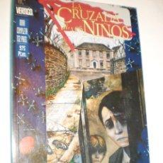 Fumetti: LA CRUZADA DE LOS NIÑOS.VÉRTIGO. EDICIONES ZINCO (SEMINUEVO). Lote 168629816