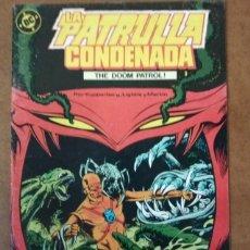 Comics: LA PATRULLA CONDENADA Nº 2 - ZINCO. Lote 166972680