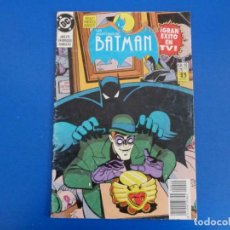 Cómics: CÓMIC DE BATMAN AÑO 1993 Nº 10 DE COMICS ZINCO LOTE 9 E. Lote 168756456