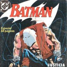 Cómics: BATMAN. JUSTICIA CIEGA (3 NÚMEROS) (COMPLETA). Lote 169321532