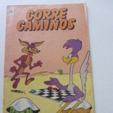 Cómics: CORRE CAMINOS Nº 3 CORRECAMINOS 100 PTAS ZINCO C17X2. Lote 169340768