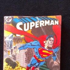 Cómics: SUPERMAN DC - RETAPADO DEL Nº 36 AL 40 - EDICIONES ZINCO. Lote 169462024