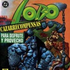 Comics: LOBO GUIA PRACTICA DEL CAZARRECOMPENSAS - ZINCO - MUY BUEN ESTADO. Lote 169584648