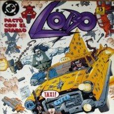 Comics: LOBO PACTO CON EL DIABLO - ZINCO - MUY BUEN ESTADO. Lote 169584976