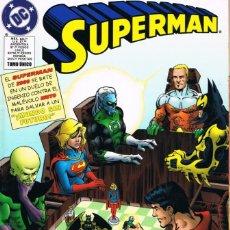 Cómics: SUPERMAN. MUNDO SIN FUTURO. TOMO UNICO. VID COMICS. Lote 169714960