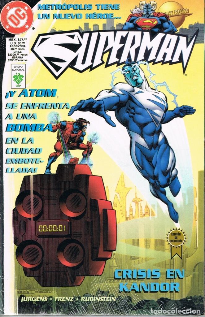 SUPERMAN. CRISIS EN KANDOR VID COMICS. TOMO UNICO (Tebeos y Comics - Zinco - Superman)