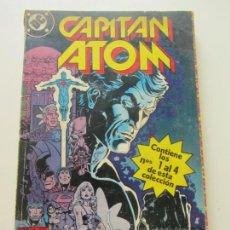 Cómics: CAPITAN ATOM: Nº 1, 2, 3 Y 4. RETAPADO DC COMICS. EDICIONES ZINCO SDX15. Lote 169739460
