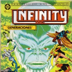 Cómics: COMIC INFINITY INC., Nº 2 - ED. ZINCO. Lote 169761648