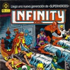 Cómics: COMIC INFINITY INC., Nº 3 - ED. ZINCO. Lote 169761668