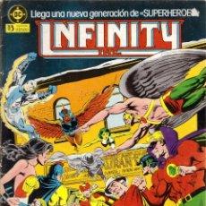 Cómics: COMIC INFINITY INC., Nº 4 - ED. ZINCO. Lote 169761692