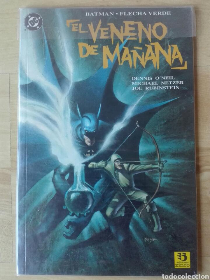 BATMAN / FLECHA VERDE: EL VENENO DE MAÑANA (Tebeos y Comics - Zinco - Batman)