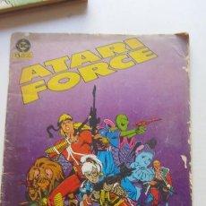 Cómics: ATARI FORCE Nº 1 - SANGRE FRESCA- EDICIONES ZINCO 1983 CS180. Lote 169803724