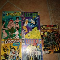 Comics: LOTE LEGION. Lote 169996740