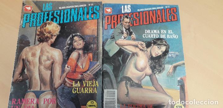 11-00315-316 LOS PROFESIONALES ·Nº 25 Y Nº 41 (Tebeos y Comics - Zinco - Otros)