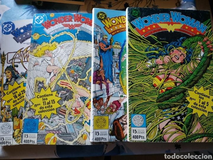 Cómics: Wonder woman 38 números 8 retapados zinco - Foto 2 - 170084805