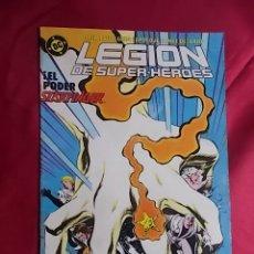 Comics : LEGION DE SUPER-HEROES. Nº 9. EDICIONES ZINCO. Lote 170131552