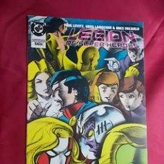 Cómics: LEGION DE SUPER-HEROES. Nº 12. EDICIONES ZINCO. Lote 170133756