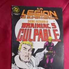 Comics: LEGION DE SUPER-HEROES. Nº 17. EDICIONES ZINCO. Lote 170134064