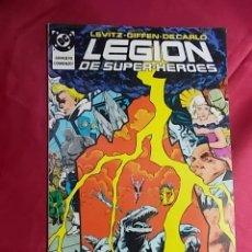 Cómics: LEGION DE SUPER-HEROES. Nº 18. EDICIONES ZINCO. Lote 170134388