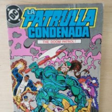 Cómics: LA PATRULLA CONDENADA - Nº 14 - ED. ZINCO. Lote 170173824