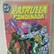 Cómics: LA PATRULLA CONDENADA - Nº 15 - ED. ZINCO. Lote 170174000
