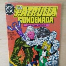 Cómics: LA PATRULLA CONDENADA - Nº 15 - ED. ZINCO. Lote 170174112
