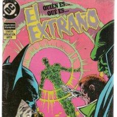 Comics: EL EXTRAÑO. Nº 1. DC / ZINCO (Z/C9). Lote 170203708