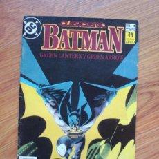 Cómics: CLÁSICOS DC TODO BATMAN (LOTE 8 NÚMEROS) Nº 1, 3, 5, 7, 9, 10, 15, 17 (ZINCO) DC. Lote 170953974