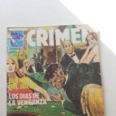 Cómics: RELATOS GRAFICOS PARA ADULTOS CRIMEN Nº 29 - ZINCO CX15. Lote 170956465
