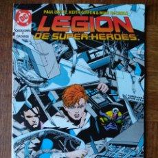 Fumetti: LEGION DE SUPER-HEROES Nº 20 - ZINCO DC COMICS -- SUPERHEROES. Lote 171005198