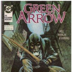 Cómics: GREEN ARROW. COLECCION SEMI-COMPLETA.FALTAN 2 NUMS. TOTAL: 10 NUMEROS DE 12. EDICIONES ZINCO. 1989. Lote 219156163